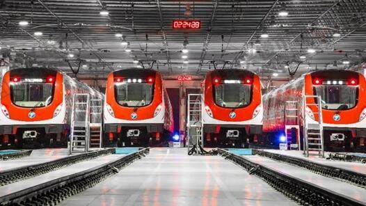 天富娱乐会员16号线年内开通使得武汉新城实现地铁全覆盖 武汉轨道交通实现全市域通达
