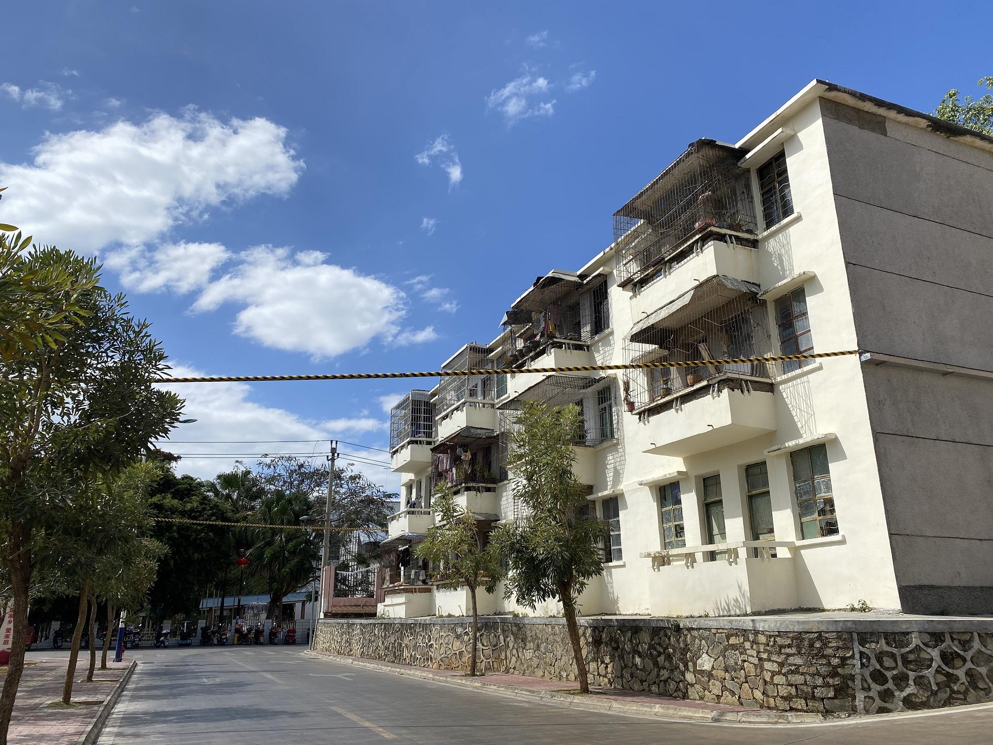 万宁开展城镇棚户区改造 建设功能设施完善的宜居城市
